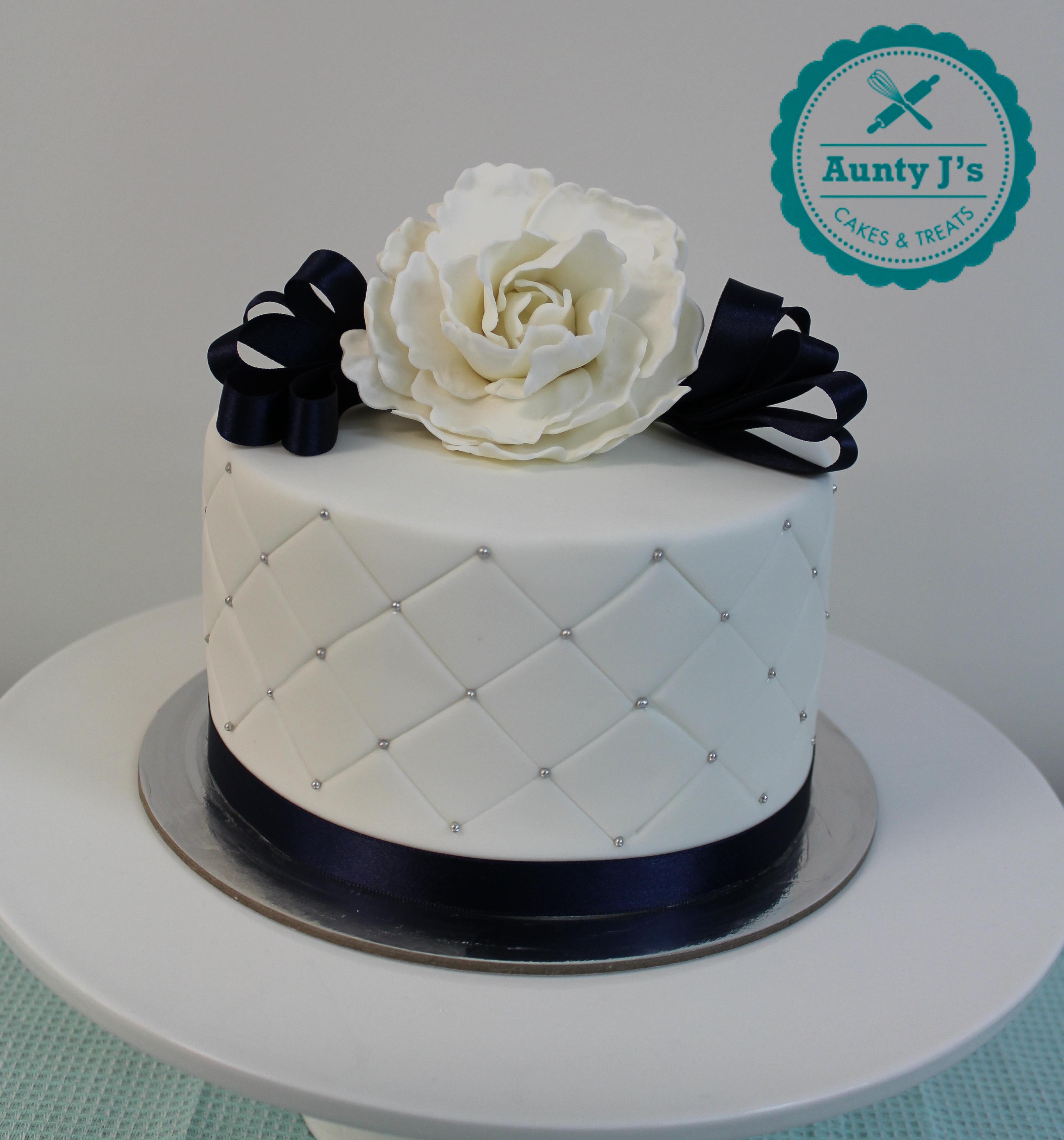 Awe Inspiring Navy Birthday Cake Aunty Js Cakes Treats Funny Birthday Cards Online Fluifree Goldxyz