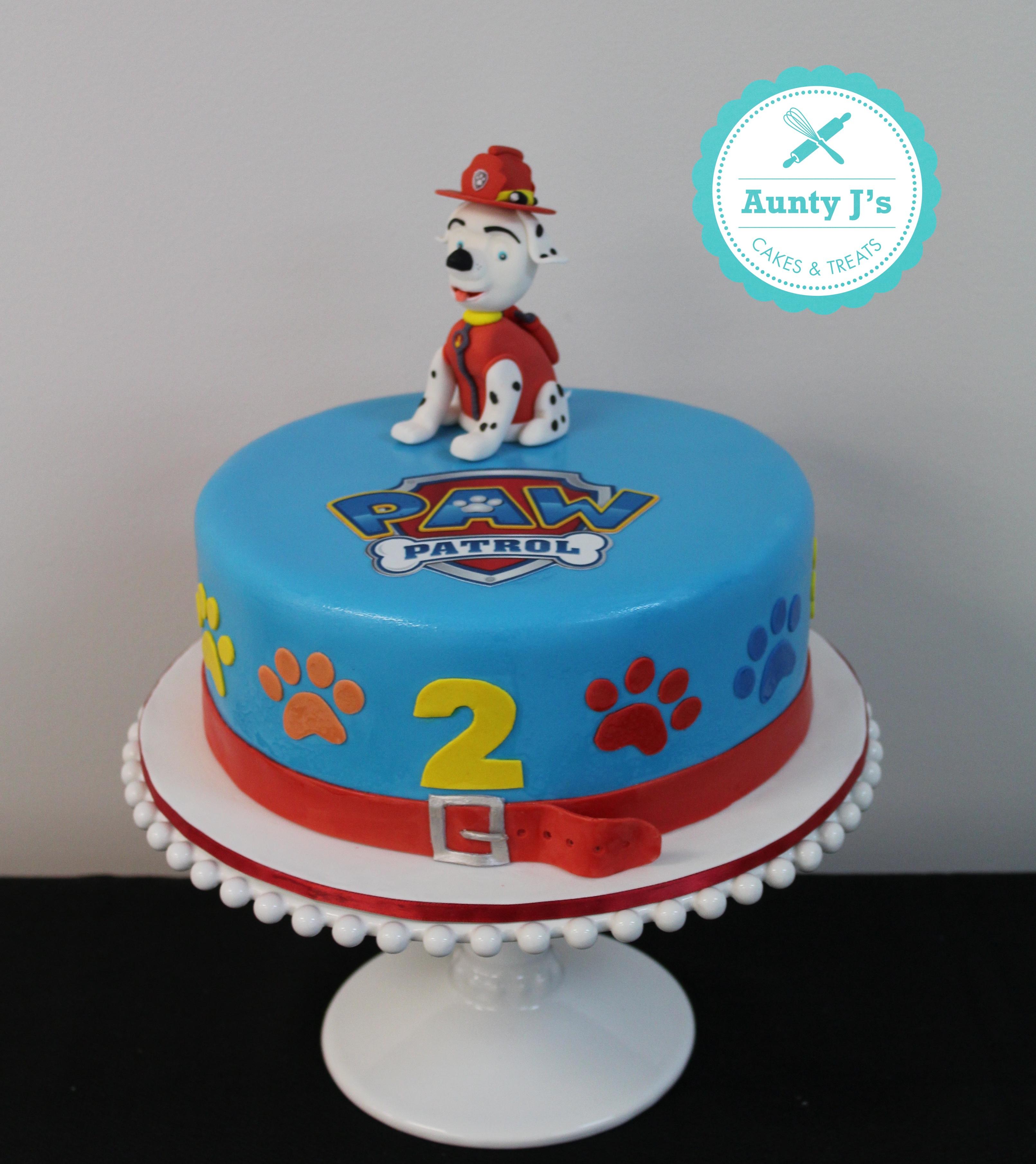 J S Cake Decor : paw-patrol-cake   Aunty J s Cakes & Treats